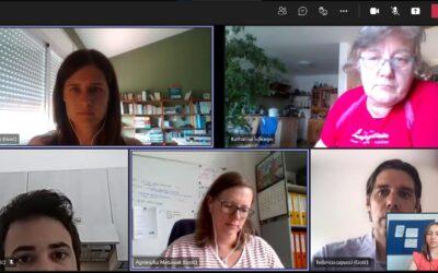 The consortium meetings in June