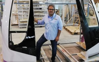 """""""Composites will be the basis for the trains of the future"""" – interview with Jordi Salud"""